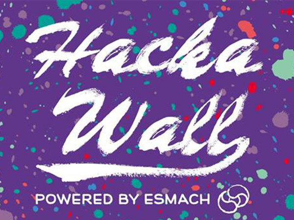 Esmach ti invita a Hackawall