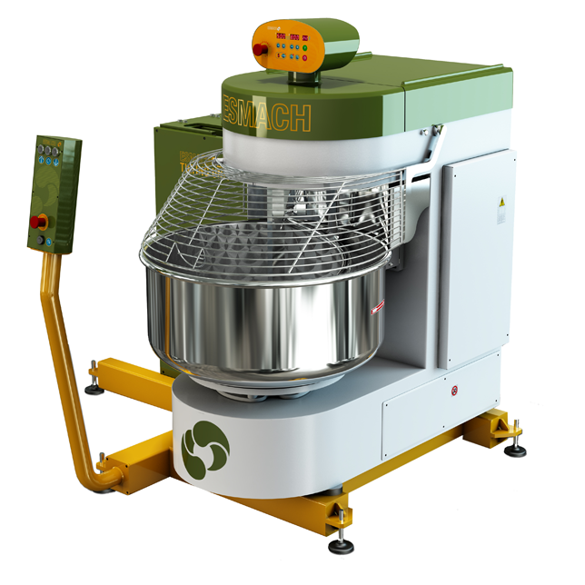 Efficient Mixers For Bread Pastry And Pizza Dough