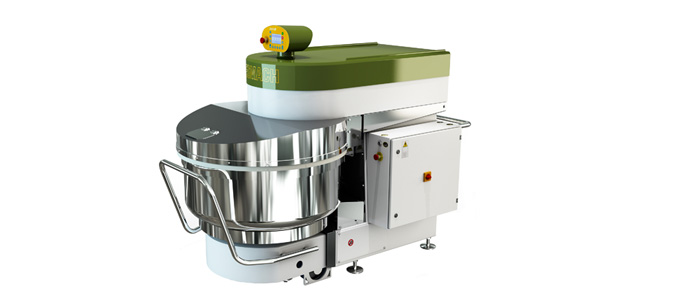 SPI A Spiral mixer with removable bowl Esmach Spa